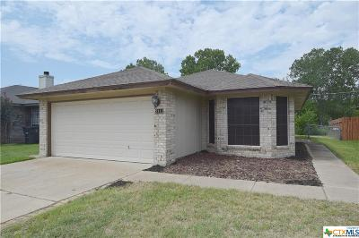 Single Family Home For Sale: 2113 Wright Way