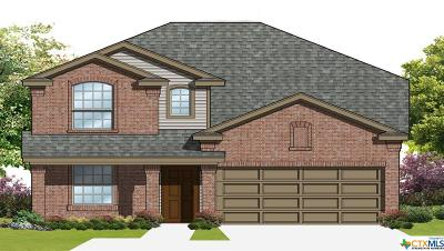 Seguin Single Family Home For Sale: 1544 Doncaster Drive
