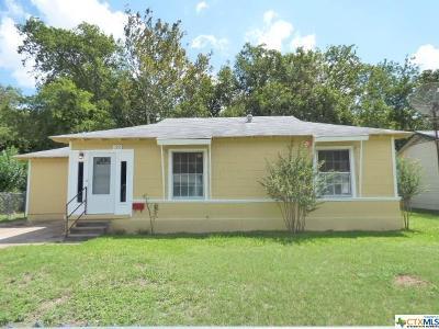 Killeen Single Family Home For Sale: 1108 Alexander Street