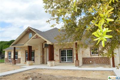 Temple TX Single Family Home For Sale: $475,000