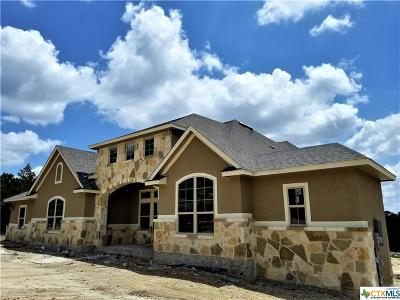 New Braunfels Single Family Home For Sale: 5640 Copper Valley