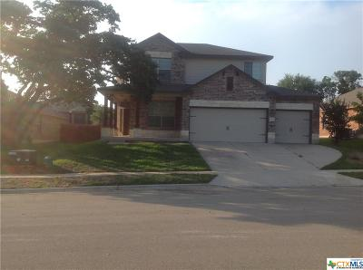 Killeen Single Family Home For Sale: 5401 Sulfur Spring Drive