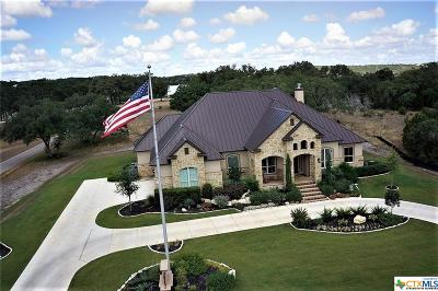 New Braunfels Single Family Home For Sale: 210 Copper Trace