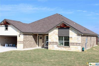 Copperas Cove Single Family Home For Sale: 896 Moseley Road