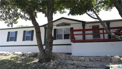Copperas Cove Mobile/Manufactured For Sale: 720 Herzog Mountain