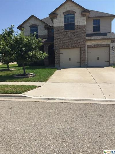 Killeen Single Family Home For Sale: 7004 Osbaldo Drive