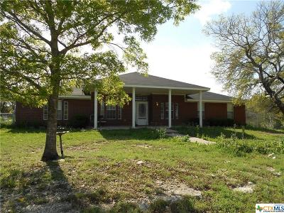 Kempner Single Family Home Pending Take Backups: 142 County Road 4964