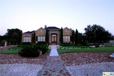 New Braunfels Single Family Home For Sale: 1004 Breve