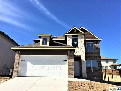 Copperas Cove Single Family Home For Sale: 1233 Jester Court