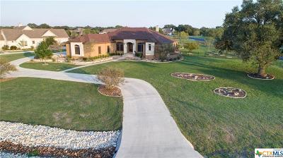 New Braunfels Single Family Home Pending Take Backups: 363 Texas Country Drive
