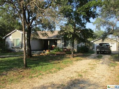 San Marcos Single Family Home For Sale: 228 Deer Trail