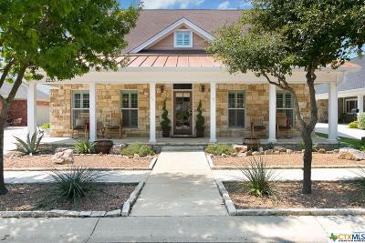 New Braunfels Single Family Home For Sale: 2253 Gruene Lake Drive
