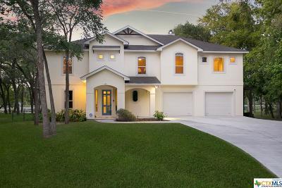 Seguin Single Family Home For Sale: 20 Cherokee