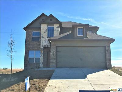 Killeen Single Family Home For Sale: 3424 Addison