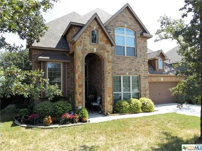 Killeen Single Family Home For Sale: 3616 Greyfriar Drive