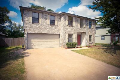 Copperas Cove Single Family Home For Sale: 411 Anderson