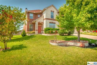 Harker Heights Single Family Home For Sale: 2602 White Moon Drive