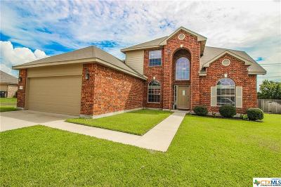 Temple TX Single Family Home Pending w/Option: $199,900