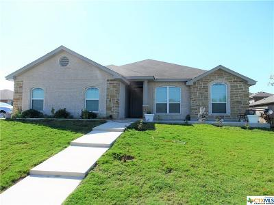 Temple TX Single Family Home For Sale: $179,900