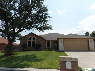Copperas Cove Single Family Home For Sale: 1605 Walker Place