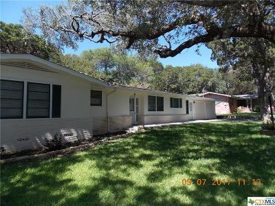 New Braunfels Rental For Rent: 945 Rosemary Drive