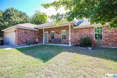 Belton TX Single Family Home Pending w/Option: $139,900