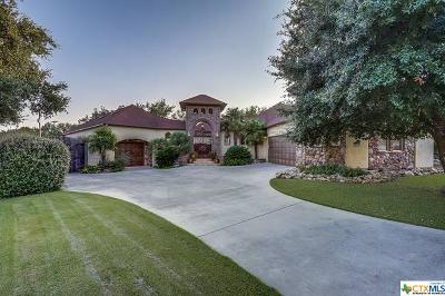 New Braunfels Single Family Home For Sale: 2611 Wilderness Way