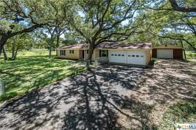 Seguin Single Family Home Pending Take Backups: 1225 Fm 477