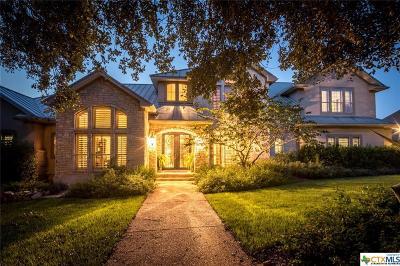 New Braunfels Single Family Home For Sale: 111 Western Oaks