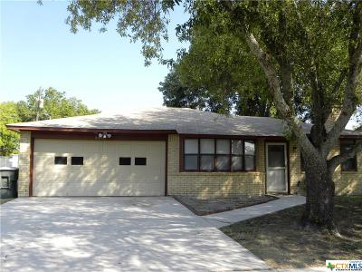 Killeen Single Family Home For Sale: 4601 Glennwood Dr