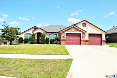 Killeen Single Family Home For Sale: 3707 Barbed Wire Drive