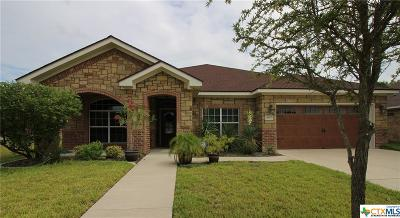 Killeen Single Family Home For Sale: 4902 Fossil Lane