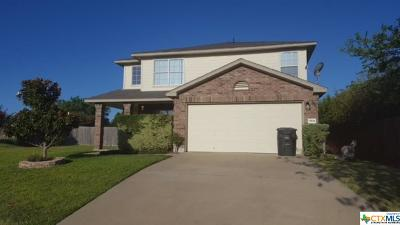 Single Family Home For Sale: 5501 Knob Court