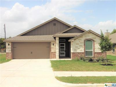Belton TX Single Family Home For Sale: $208,400