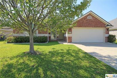 Harker Heights Single Family Home For Sale: 1910 Stonehenge Drive