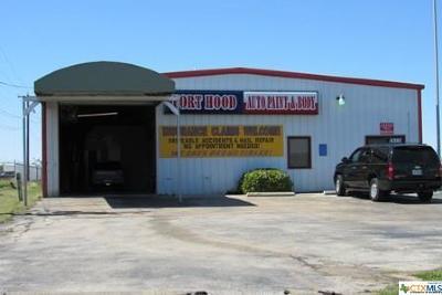 Killeen Commercial For Sale: 4301 Fort Hood Street