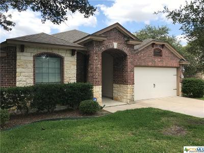 Killeen Single Family Home For Sale: 6805 Rosita Oak