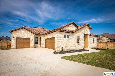 New Braunfels Single Family Home For Sale: 2448 Crikey Court