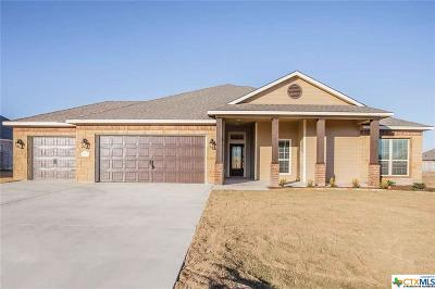 Temple Single Family Home For Sale: 3814 Wicker Drive