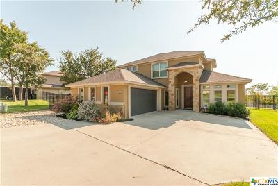 Salado Single Family Home For Sale: 2080 Pirtle Drive