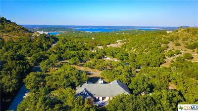 Canyon Lake Single Family Home For Sale: 501 Damar Drive