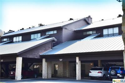 New Braunfels Condo/Townhouse For Sale: 371 Lincoln #C202