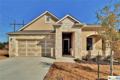 Temple Single Family Home For Sale: 9110 Lonesome Oak Drive
