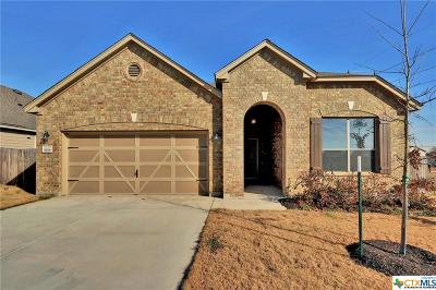 Temple Single Family Home For Sale: 9118 Lonesome Oak