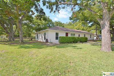San Marcos TX Single Family Home Pending w/Option: $255,800