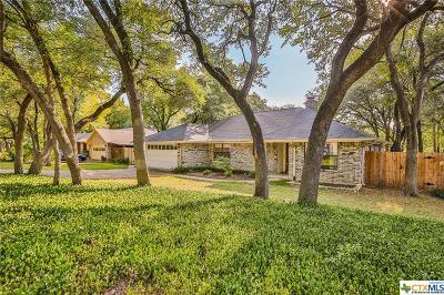 Belton Single Family Home For Sale: 209 Ben Nevis Lane