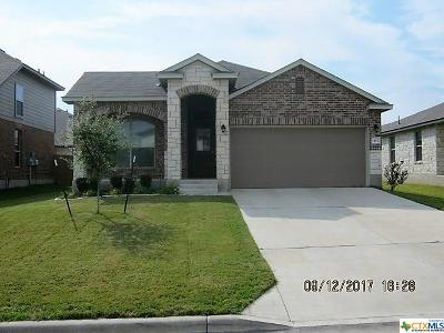 Temple TX Single Family Home Pending w/Option: $168,500