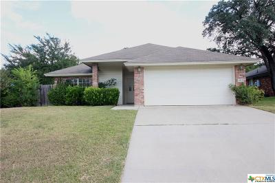 Copperas Cove Single Family Home For Sale: 603 Clara