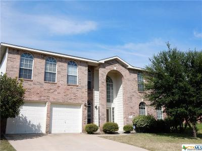 Harker Heights TX Single Family Home For Sale: $211,000