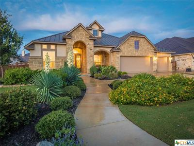 New Braunfels Single Family Home For Sale: 870 Lorikeet Lane